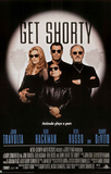 Get Shorty Movie John Travolta Danny DeVito Poster Print