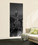 Chrysler Building New York City by Henri Silberman Giant Mural Poster Wall Mural