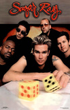 Sugar Ray Group Rolling Dice Music Poster Print