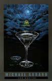 Buy Michael Godard Zen Martini Art Print Poster at AllPosters.com