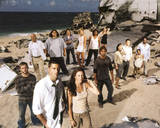 Lost (Group on Beach) Glossy Photograph - TV