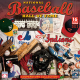 Baseball Hall of Fame - 2013 16-Month Calendar