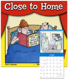 Close to Home   - 2013 12-Month Calendar