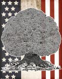American Rock Burton History Tree Music Poster Print