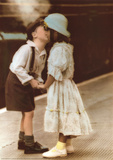 Railway Children II Art Print Poster