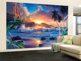Buy Christian Riese Lassen Beyond Hana's Gate Huge Wall Mural Art Print Poster at AllPosters.com
