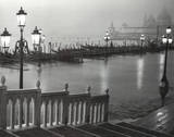 Buy Venice (Grand Canal, B&W) Art Poster Print at AllPosters.com