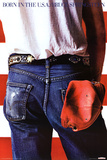 Bruce Springsteen Born in the USA Poster