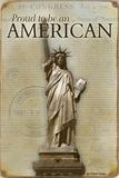 Fier d'être Américain