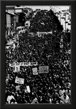 Vietnam War Protest 1973 Archival Photo Poster