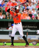 Adam Jones 2012 Action