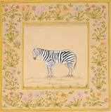 Miniature Series: Zebra