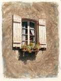 Stucco Window