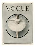 Vogue Cover - December 1909