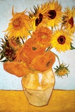 Sunflowers, c.1888 Poster