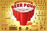 World of Beer Pong Poster