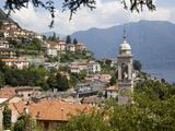 Buy Lakeside Village, Lake Como, Lombardy, Italian Lakes, Italy, Europe at AllPosters.com