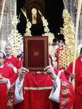 Palm Sunday Procession, Seville, Andalucia, Spain, Europe
