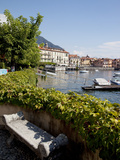 Buy Town and Lakeside, Menaggio, Lake Como, Lombardy, Italian Lakes, Italy, Europe at AllPosters.com