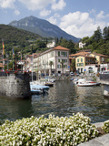 Buy Town and Harbour, Menaggio, Lake Como, Lombardy, Italian Lakes, Italy, Europe at AllPosters.com