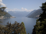 Buy View of Lake Como, Lombardy, Italian Lakes, Italy, Europe at AllPosters.com