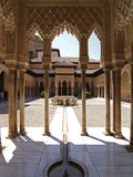 Alhambra, UNESCO World Heritage Site, Granada, Andalusia, Spain, Europe