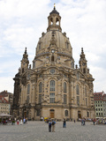 Frauenkirche, Dresden, Saxony, Germany, Europe