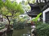 Yu Gardens (Yuyuan Gardens), the Restored 16th Century Gardens are One of Shanghai's Most Popular T