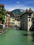 Annecy, Lake Annecy, Rhone Alpes, France, Europe