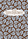 Amy Knapp's Christian Family Organizer - 2013 Engagement Organizer