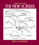 Cartoons from The New Yorker - 2013 Weekly Planner Calendar Calendars