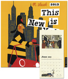 This is New York - 2013 Calendar