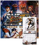 Street Fighter - 2013 Calendar