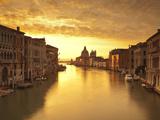Buy Santa Maria Della Salute, Grand Canal, Venice, Italy at AllPosters.com