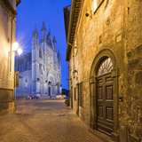 Buy Italy, Umbria, Terni District, Orvieto, Cathedral in Piazza Duomo at AllPosters.com