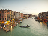 Buy Grand Canal from the Rialto, Venice, Italy at AllPosters.com