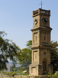 Malawi, Mangochi, Queen Victoria Clocktower, Built in 1903, Is a Prominent Landmark