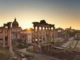 Roman Forum, Rome, Lazio, Italy, Europe
