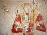 Ramesses Ii Temple (13th Century BC), Abydos, Egypt