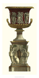 Piranesi Vase on Pedestal I