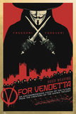 V for Vendetta-One Sheet