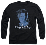 Long Sleeve: Cry Baby - King Cry Baby