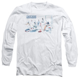 Long Sleeve: Law & Order - Dominos