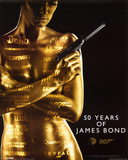 James Bond 007-50th Anniversary