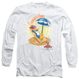 Long Sleeve: Woody Woodpecker - Summertime