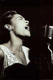 Billie Holiday - Poster