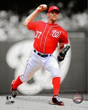 Stephen Strasburg 2012 Spotlight Action