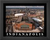 Indianapolis Colts Lucas Oil Stadium First Game Sports
