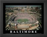 Baltimore Ravens First Game August 8, c.1998 Sports