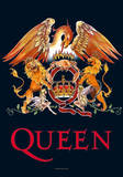 Queen - Crown Fabric Poster